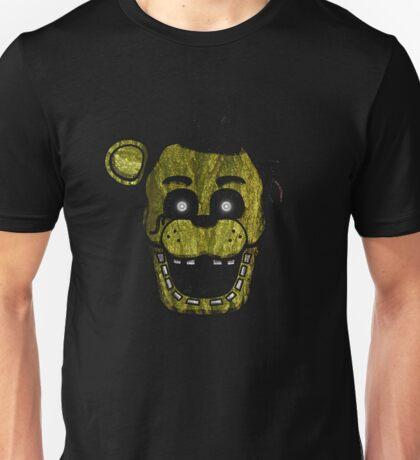 Five Nights at Freddy's - FNAF 3 - Phantom Freddy Unisex T-Shirt