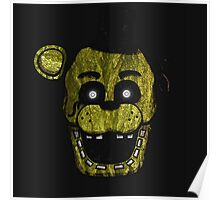 Five Nights at Freddy's - FNAF 3 - Phantom Freddy Poster