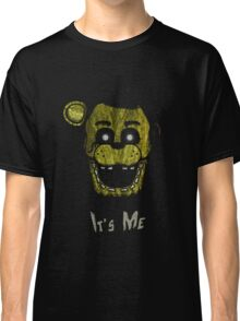 Five Nights at Freddy's - FNAF 3 - Phantom Freddy - It's Me Classic T-Shirt
