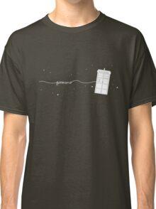 Geronimo to the TARDIS Classic T-Shirt
