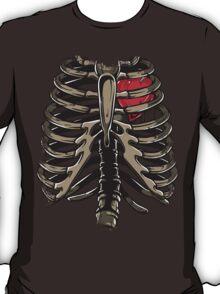 Rib Cage & Heart T-Shirt