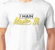 I Main Master Yi Unisex T-Shirt