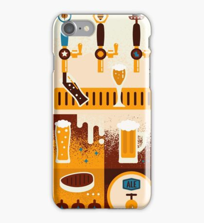 Craft Beer Concept iPhone Case/Skin
