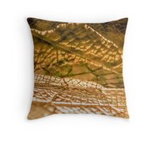 Midnight Bed Throw Pillow