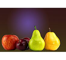 Fruits Photographic Print