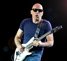 Joe Satriani by angelc1
