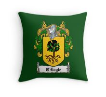 O'Boyle (Donegal)  Throw Pillow