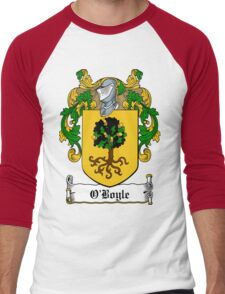O'Boyle (Donegal)  Men's Baseball ¾ T-Shirt