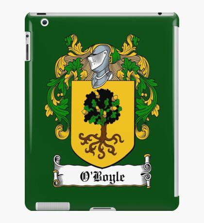 O'Boyle (Donegal)  iPad Case/Skin