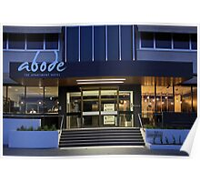 Abode Woden, Juliana House Poster