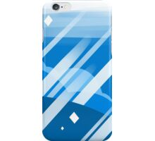 Steven Universe BLUE Background iPhone Case/Skin