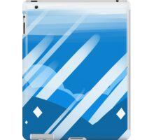Steven Universe BLUE Background iPad Case/Skin