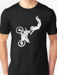 Motocross Motor Bike Motorrad Cross Biker Freestyle MX SX Baja T-Shirt
