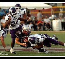 Uindy vs Kentucky Wesleyan Sep 1 2011 #9 by Oscar Salinas