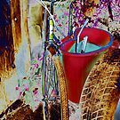 Bucket & two Tyres by PPPhotoArt