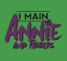 I Main Annie (And Tibbers) Baby Tee
