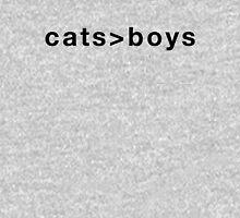 Cats>Boys Unisex T-Shirt