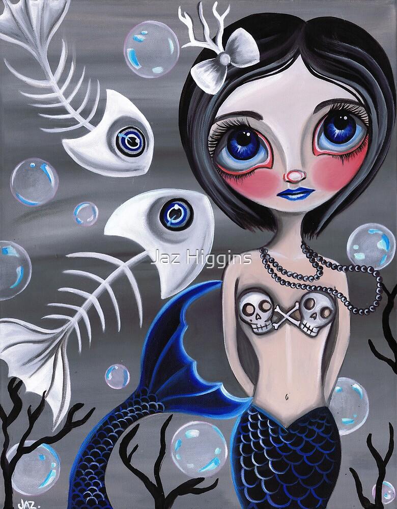 """My Skellyfish Friends"" by Jaz Higgins"