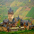 Cochem Castle by Jeannie  Mazur