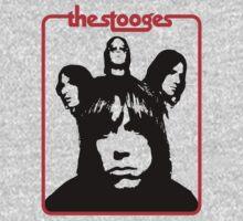 The Stooges Shirt Kids Tee