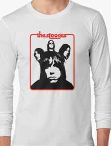 The Stooges Shirt Long Sleeve T-Shirt