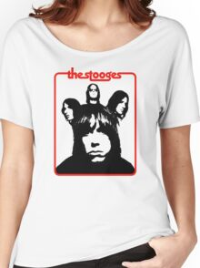 The Stooges Shirt Women's Relaxed Fit T-Shirt