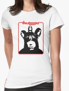 The Stooges Shirt Womens Fitted T-Shirt