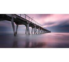 Pink Hues Photographic Print