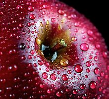 An apple by Dipali S