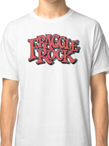 Fraggle Rock - Vintage style in RED Muppet  Classic T-Shirt