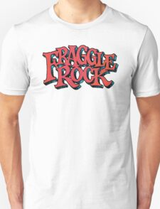 Fraggle Rock - Vintage style in RED Muppet  T-Shirt
