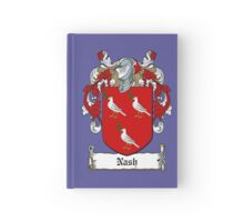 Nash Hardcover Journal
