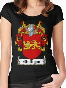 Mulligan (Ref Murtaugh)  Women's Fitted Scoop T-Shirt