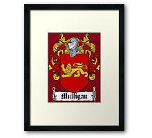 Mulligan (Ref Murtaugh)  Framed Print