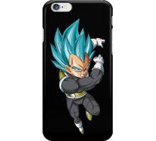 Super Saiyan God Vegeta iPhone Case/Skin