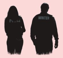 A Writer & His Muse One Piece - Long Sleeve