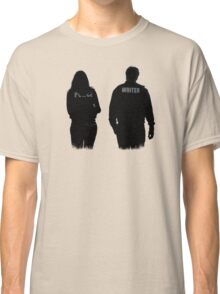A Writer & His Muse Classic T-Shirt