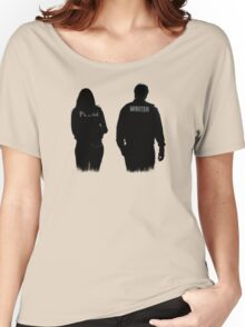 A Writer & His Muse Women's Relaxed Fit T-Shirt