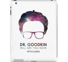 Stitchers Dr. Goodkin iPad Case/Skin
