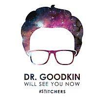 Stitchers Dr. Goodkin Photographic Print