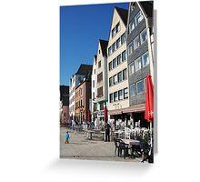 Little Adventurer, Germany Greeting Card