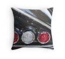 Street Rod Art: Catch Me Throw Pillow
