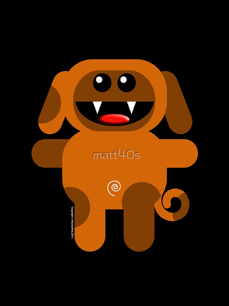 DOG 1 by peter chebatte