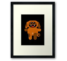 DOG 1 Framed Print