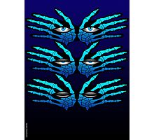 ALL SEEING EYES Photographic Print