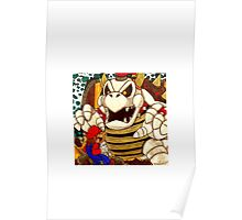 Dungeons and Bowser Dragons  Poster