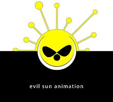 Evil sun animation by david-levi