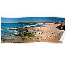 Maroubra beach 2 Poster