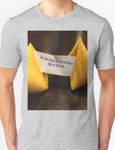 Fortune Cookie - Fruit from the Tall Tree T-Shirt