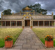 Do Buddhists Pray For Rain? by Jamie  Green